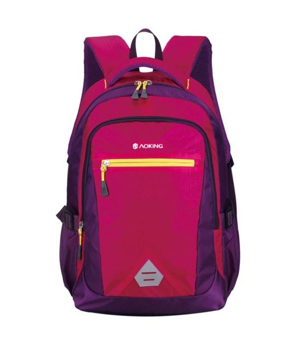 "19"" backpack astd clr 12/24s"