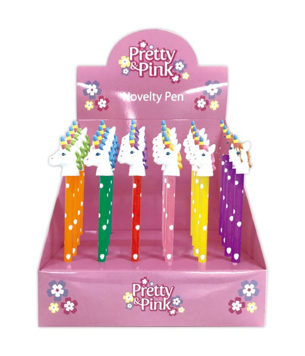 unicorn ball pen 24/288s