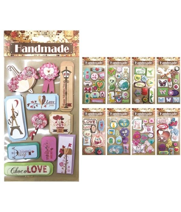 craft sticker 12/600s