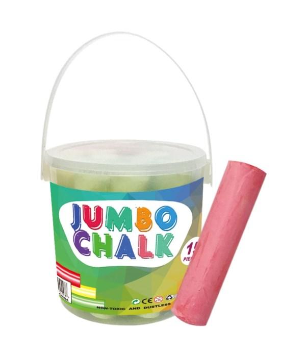 15ct jumbo chalk bucket 24s