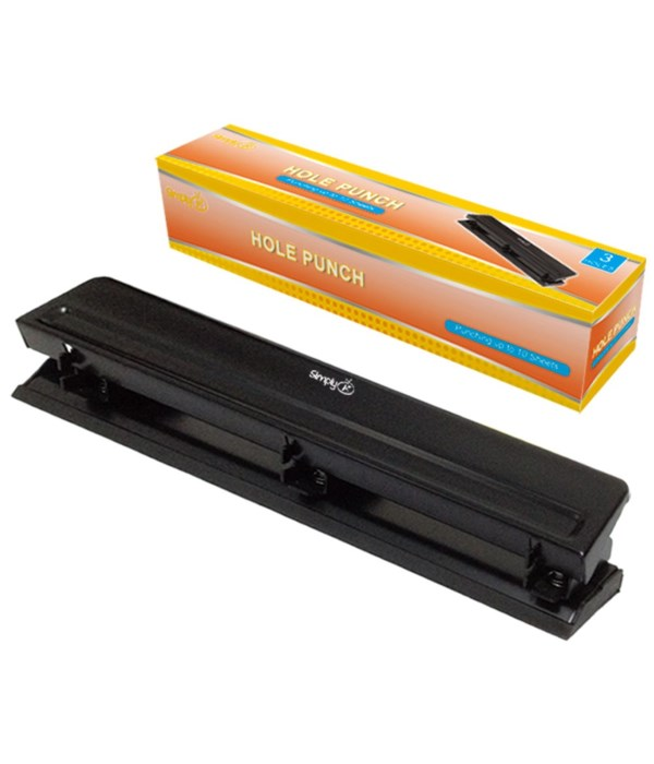3 holes paper punch 24s