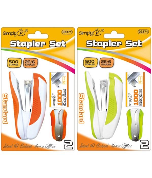 standard stapler set 12/72s