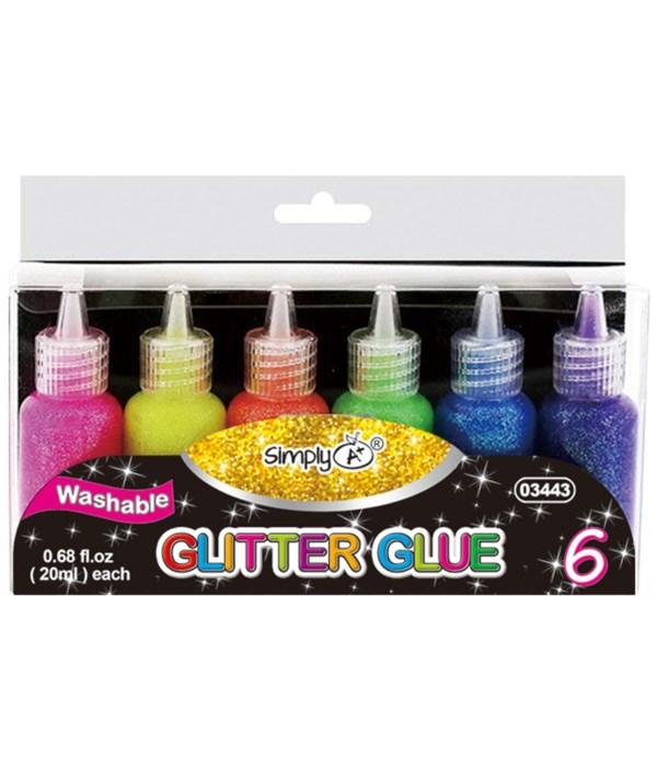 glitter glue 24/144s
