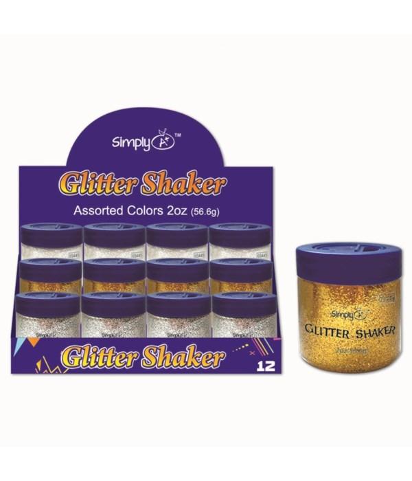 3-color glitter shake 12/144s