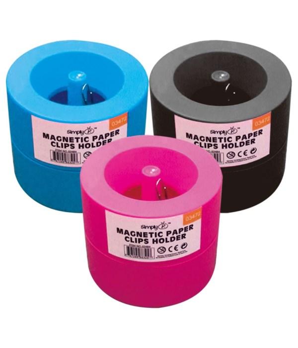 magnetic holder w/clip 24/144