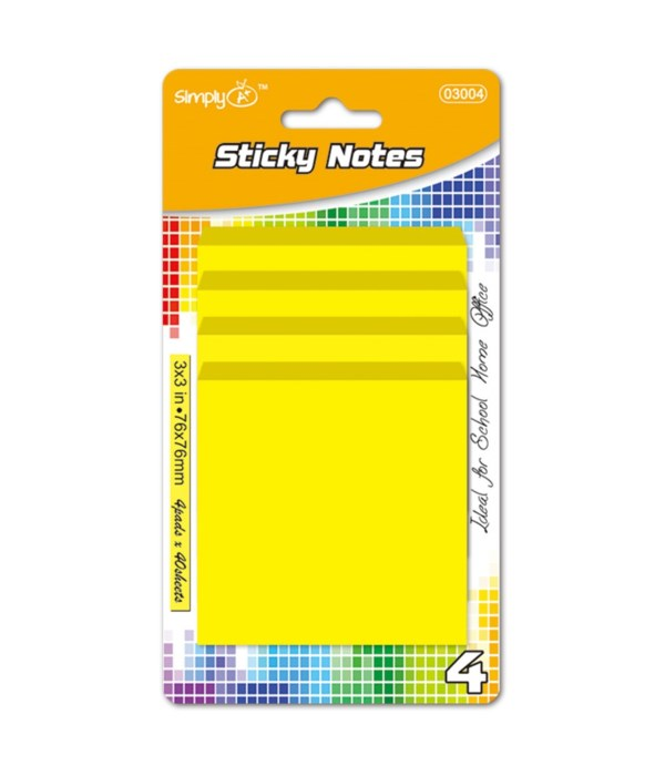 160ct stick-it-on note 48s