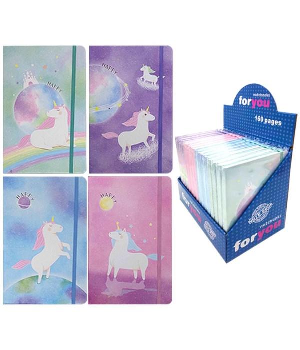 note book unicorn astd clr