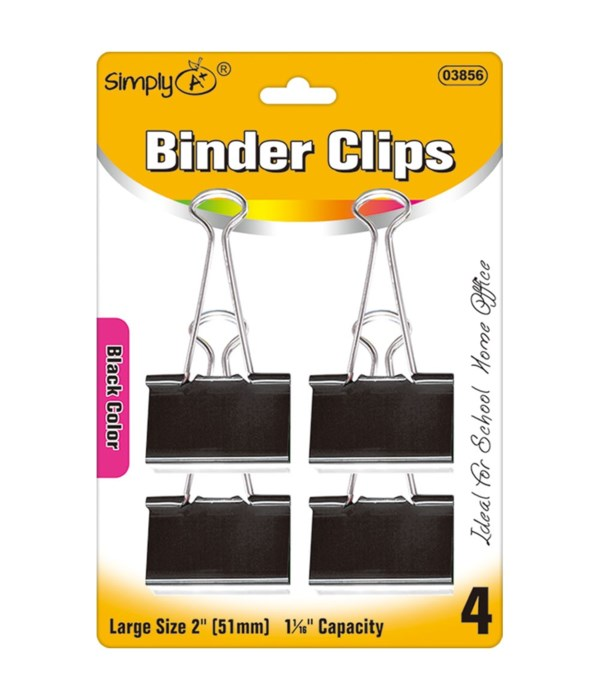 binder clip 24/144s