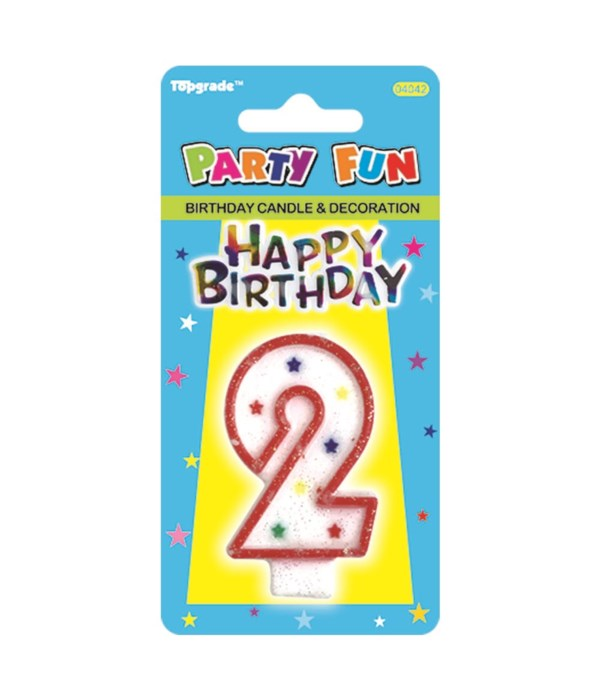 b'day candle #2 24/288s