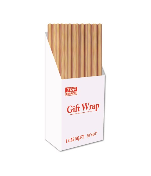 craft wrapping paper 60s