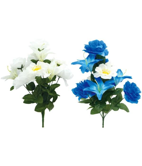 """12-head 21"""" flower astd 24/96s"""