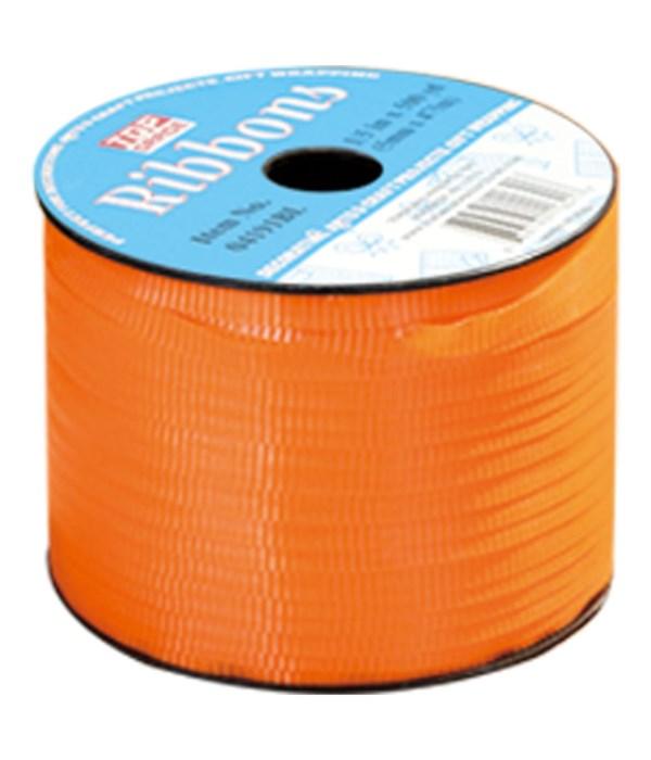 "300yd ribbon orange 6/72 3/16"""