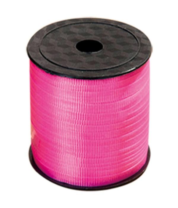 "300yd ribbon H-pink 6/72 3/16"""