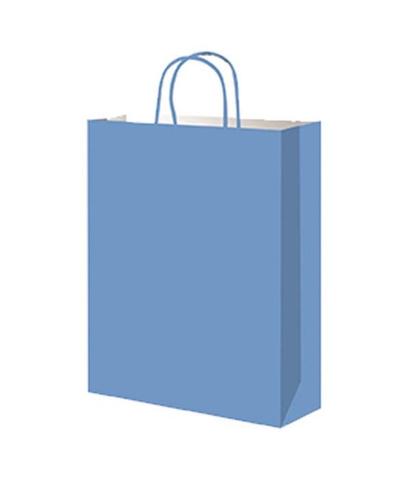 paper loot bag bb-blue 12/60s