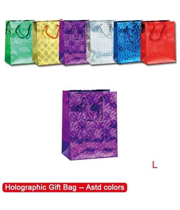 holo.bag 10.5x13x5.5/L 72s