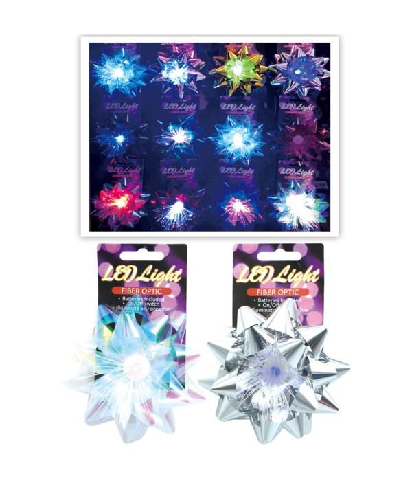 LED gift bow 24/240s