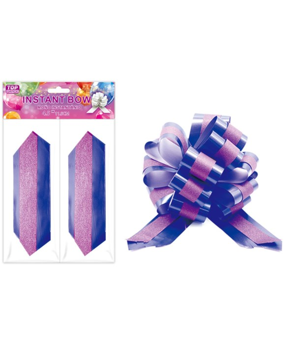 """2pc 4.5""""Instant Bow 24/1200'S"""
