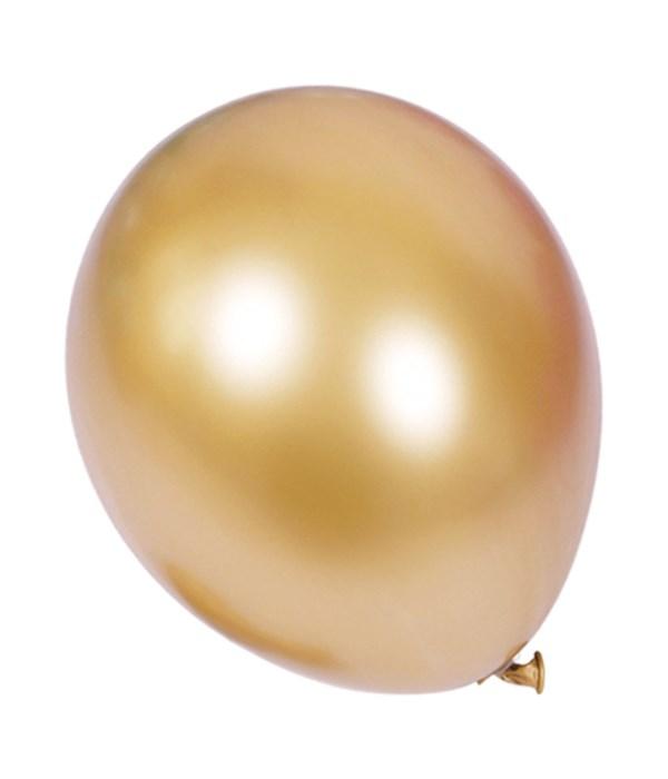 """12""""/8ct metallic balloon12/288"""