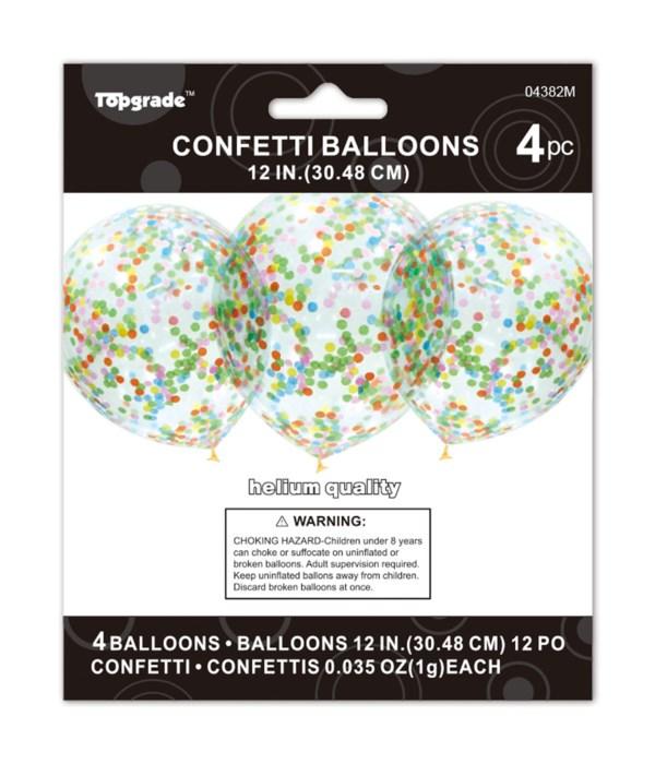 """12""""/4ct balloon 12/240s"""
