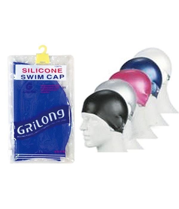 swimming cap silicon 48/288s