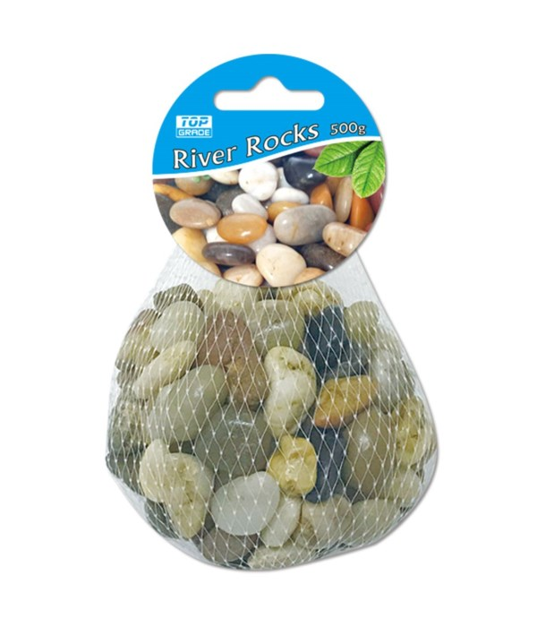 river rock 500g/48s