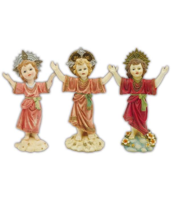 "angel figurine 3x5.1""h/72s"