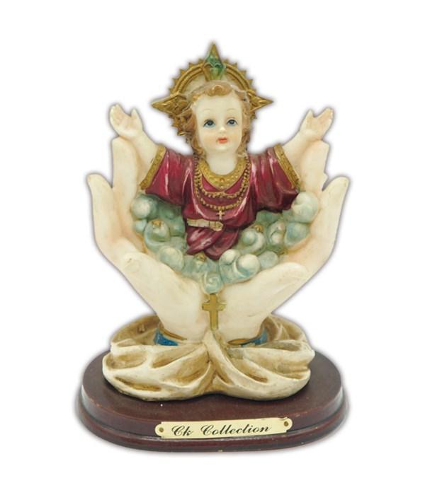 """baby jesus figurine4.3x5.5""""/36"""