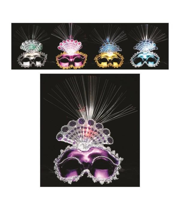 LED masquerade mask 12/144s