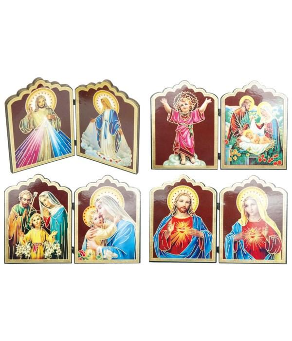 """7""""religious decoration 12/600s"""