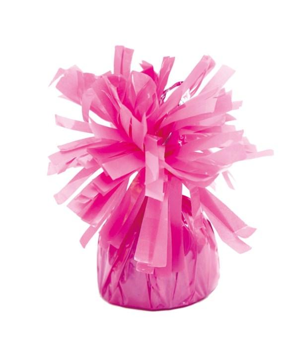 balloon weight hot pink 12/96s