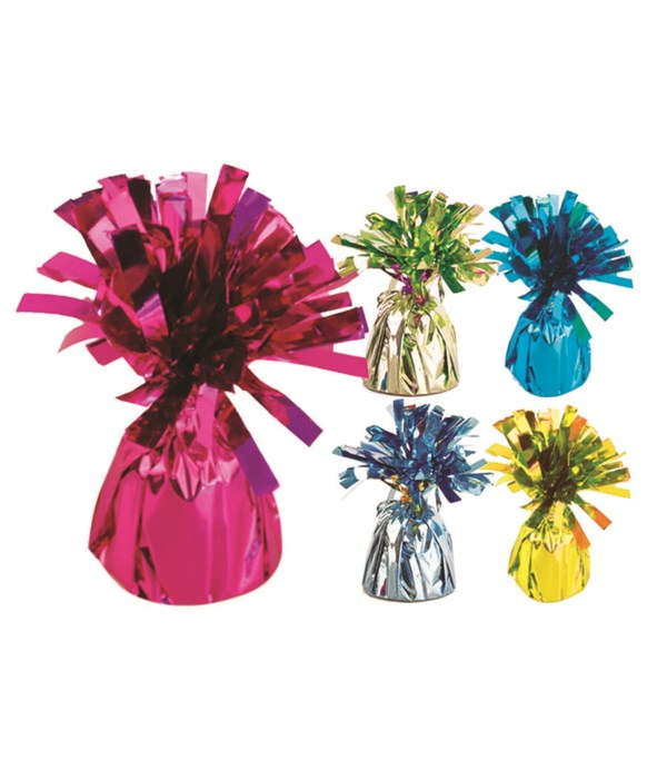 balloon weight mix color 72s
