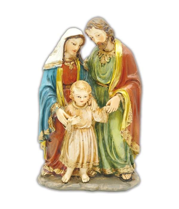 "holy family figurine 4.7x8""/36"