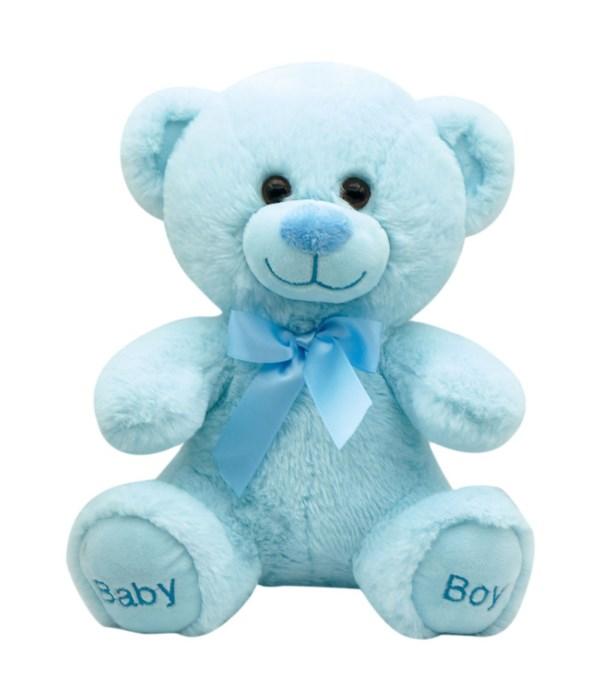 "10"" bear ""baby boy"" 24s"