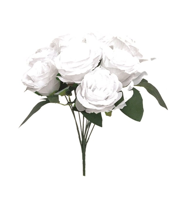 flower bouquets white 24/96s