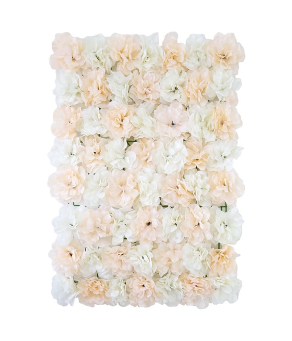 flower wall deco/rose 6/48s