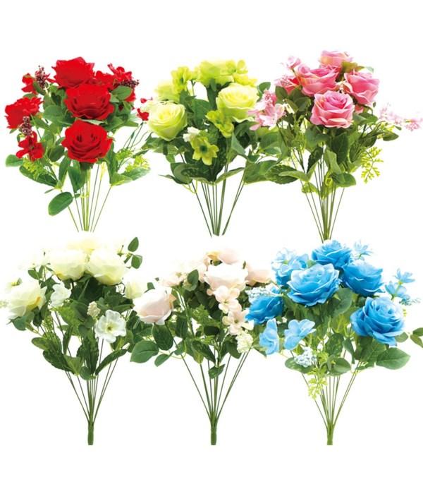 11-heads flower astd clr24/96s
