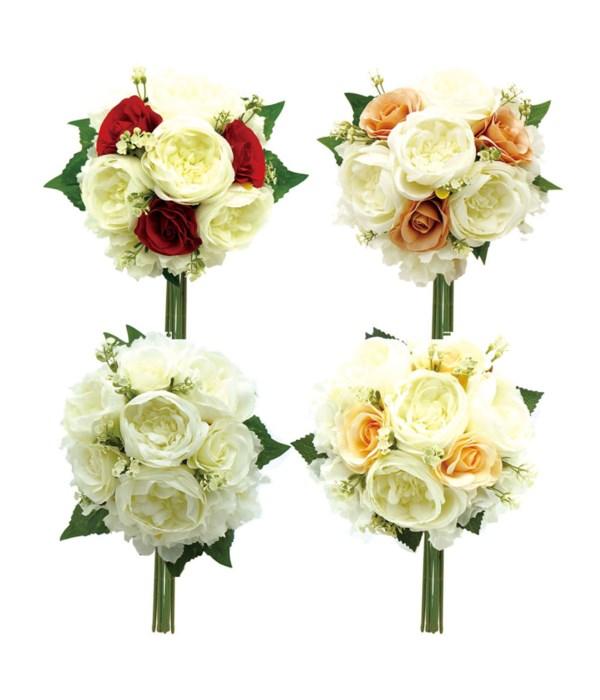 rose bouquet astd clr 12/120s