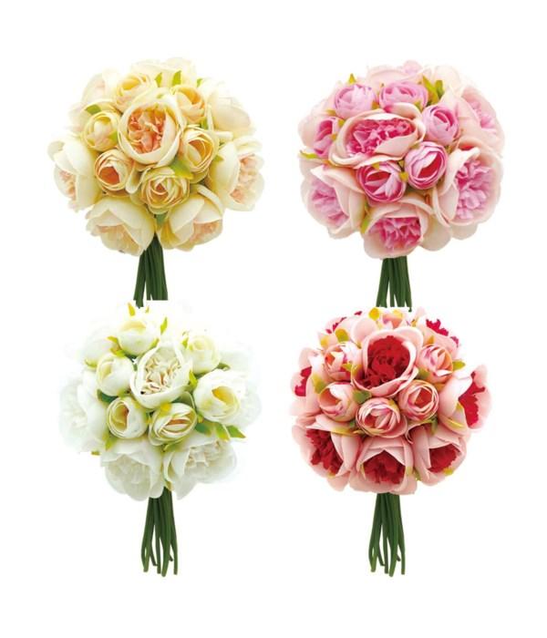 rose bouquet Lt-pink 12/120s