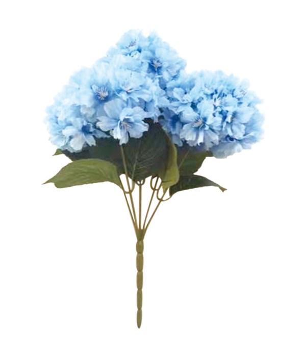 5-heads flower Blue 40/240s