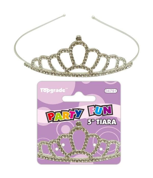 """5"""" diamond tiara 12/240s"""