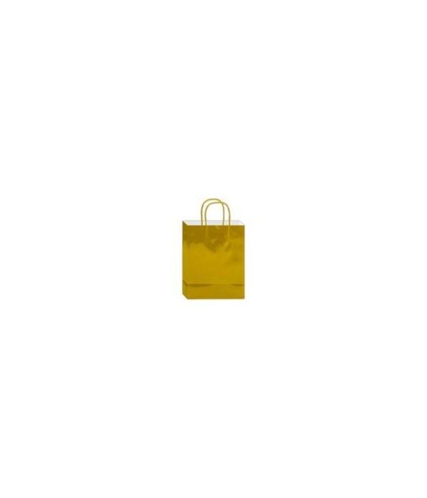 "glossy gift bag 8.8x5.5x3.5""/S GD 60s"