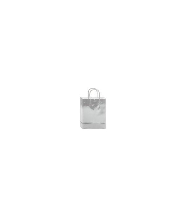 "glossy gift bag 8.8x5.5x3.5""/S SL 60s"