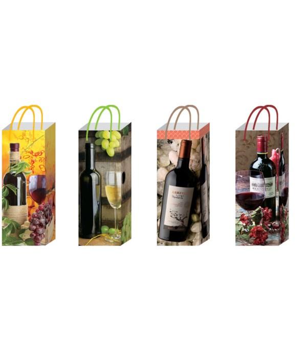 """wine bag 5x14.5x3.5""""/72s"""