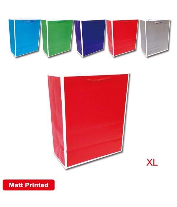 """bag solid clr 13x18x5.5""""/XL 72"""