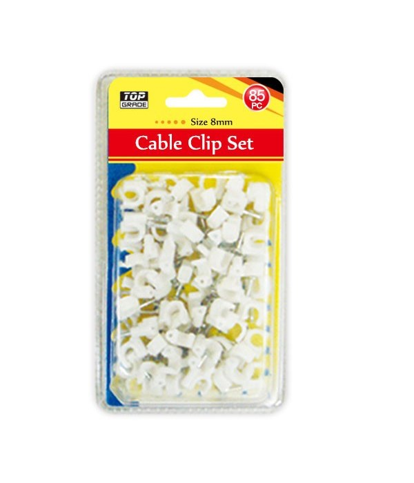 cable clip 8mm/85ct 48's