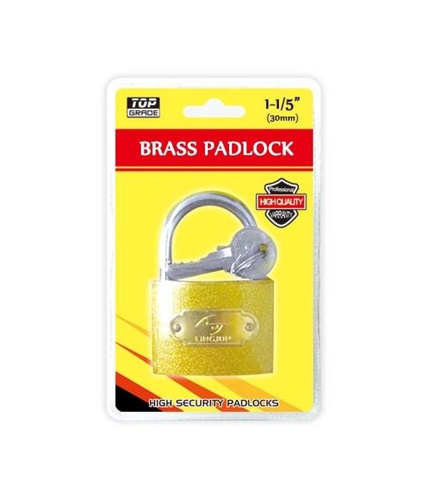 30mm pad lock 36/72s