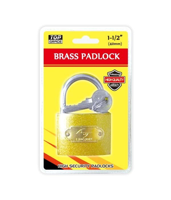 40mm pad lock 36/72s