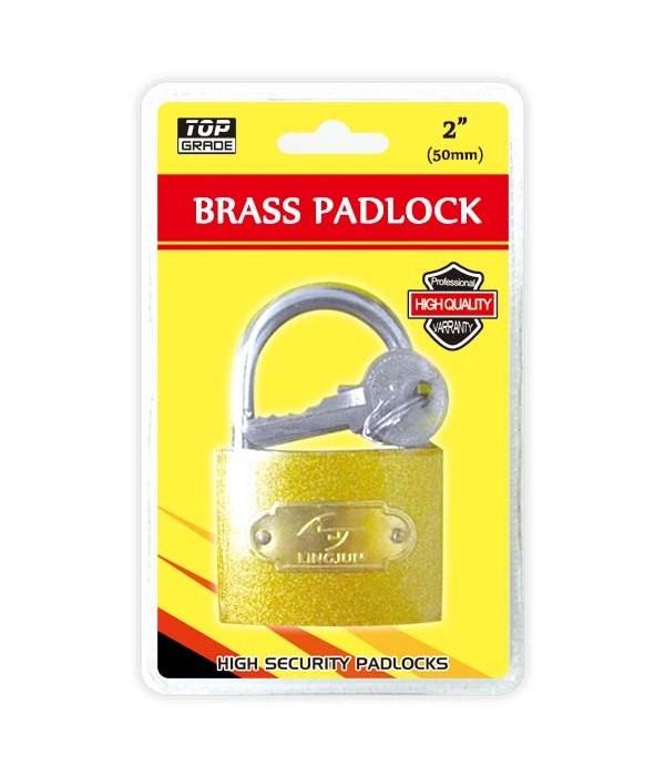 50mm pad lock 36/72s