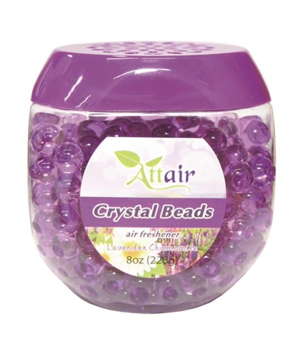 8oz bead lavender 24s