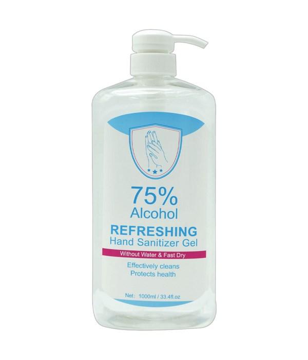 hand sanitizer gel 12s